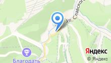 Ресторан на карте