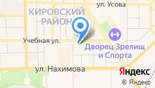 Ayana на карте