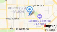 Fort на карте