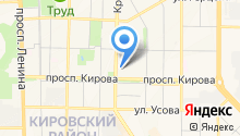 MONARC на карте