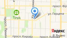 EGO на карте