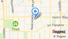 Detki на карте