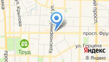 Caprece Zone на карте