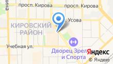 Cherubino на карте