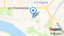AutoBrain на карте