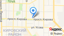 Izba travel на карте