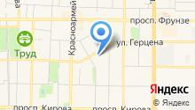 Pandora Томск на карте