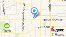 e`llipse на карте