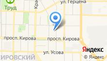 LogWorks на карте