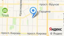 A`More на карте