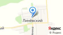 Универсальный магазин №10 на карте