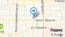 KimLight на карте