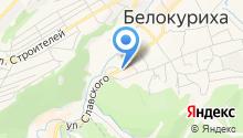 Трикотаж Кузбасса на карте