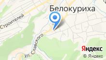 Отдел №56 Управления Федерального казначейства по Алтайскому краю на карте