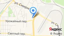 Power Club Proton на карте