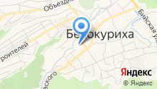 Территориальный отдел Управления Федеральной службы по надзору в сфере защиты прав потребителей и благополучия человека по Алтайскому краю на карте