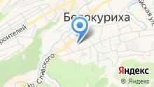 Отделение вневедомственной охраны по г. Белокурихе на карте