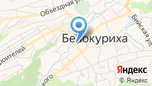 Алтайская академия гостеприимства на карте