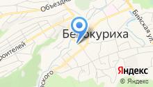 Абсолют-Ломбард на карте