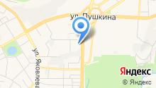 IT школа АСБИ ТГАСУ на карте