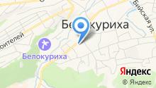 КБ Алтайкапиталбанк на карте