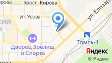 Славянская сила на карте