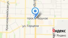 LIKE Service на карте