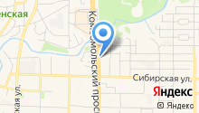 itTomsk аутсорсинг на карте