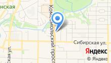 Dabberry.ru на карте