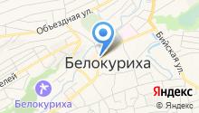 Каблучок на карте