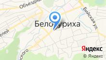 Форштадт Алтай на карте