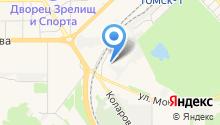 I`M Сервис на карте