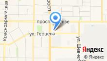 LAZURIT на карте