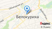 Ля-ля-ням на карте