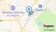 MotorTomsk на карте