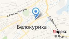 Белокуриха-Трэвл на карте