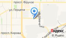 N-joy - служба доставки на карте