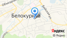 Управление Федеральной службы государственной регистрации, кадастра и картографии по Алтайскому краю на карте