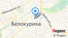 Белокурихинская детская школа искусств на карте