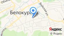 Прокуратура г. Белокурихи на карте