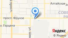 OLVI-маркет на карте
