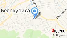 Я Сам на карте
