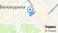Аньшаков Э.В. на карте
