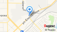 ELITE DECOR на карте