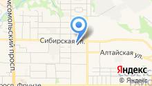MusCool на карте