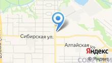 NINJA на карте