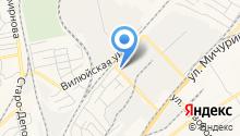 KYB Сервис на карте