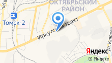 DK на карте