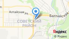 Fensys-Томск на карте