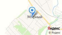 Мирновский культурно-досуговый центр на карте